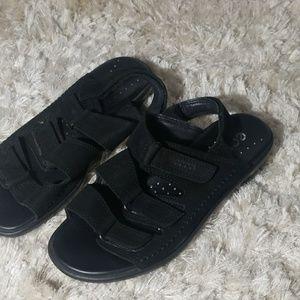 ECCO sandals.